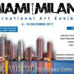 Locandina Miami Meets Milano 2017