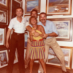 Enrico Renato Paparelli Mostra Expotevere 1983