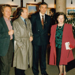 Mostra al Quadriportico, Istituto De Merode, 1991