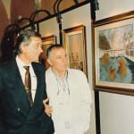 Mostra il Quadriportico, Istituto De Merode, 1991