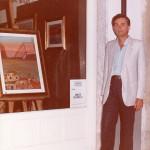 Mostra di pittura Agatirio, 1984